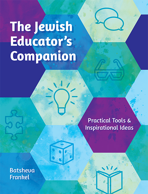 Plan Fall Lessons Now with Tips from the Jewish Educator's Companion