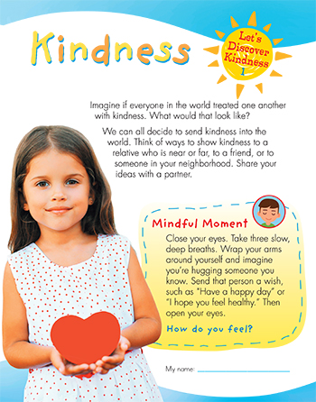 Teaching Kindness as a Jewish Value