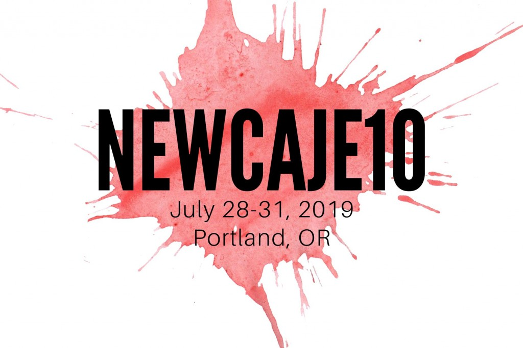 Will You Be at NewCAJE10?