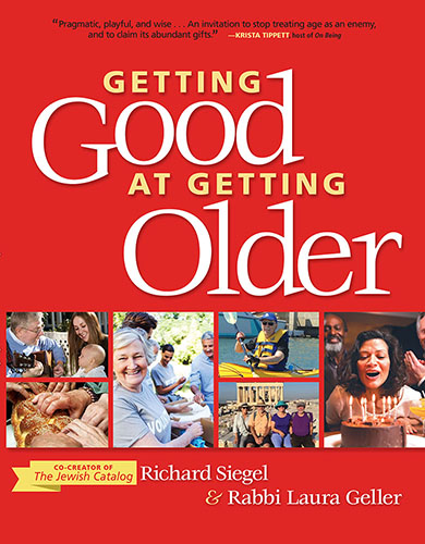 New Release: Getting Good at Getting Older