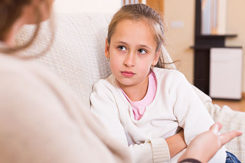 Yes, We Should Talk to Our Kids About Difficult Things