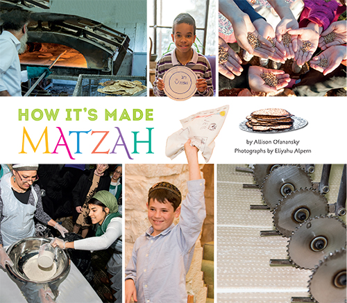 Matzah Time: Show Students How It's Made
