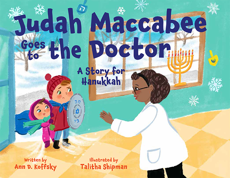 Author Brings Pro-Vaccination Book to Heart of Ultra-Orthodox Neighborhood in Boro Park