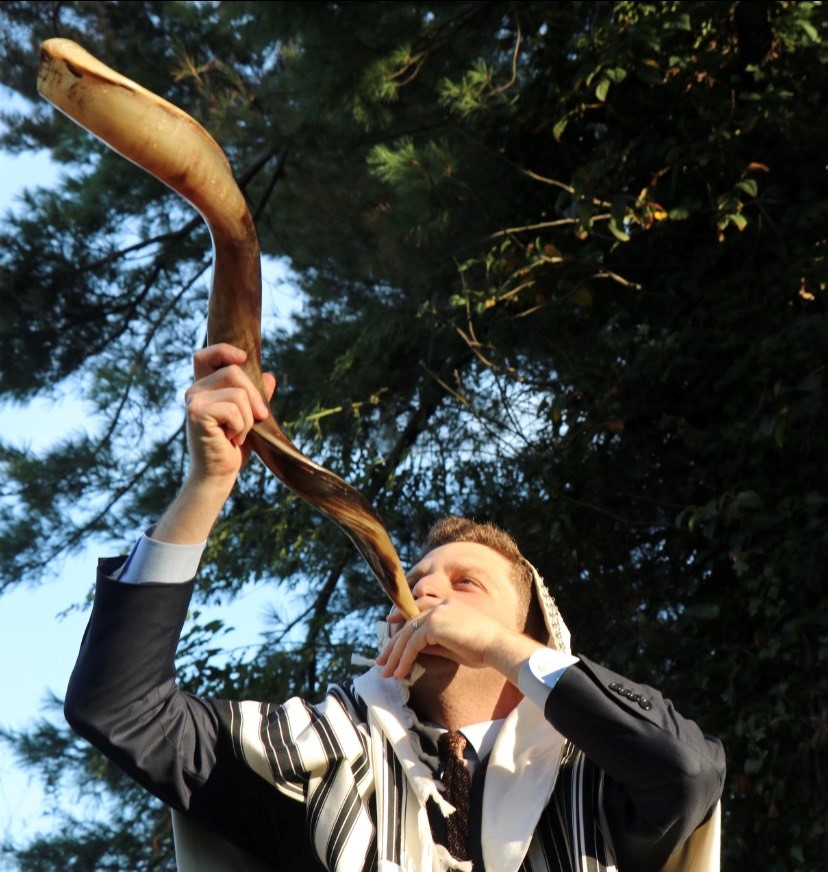 Sharing the Sound of the Shofar