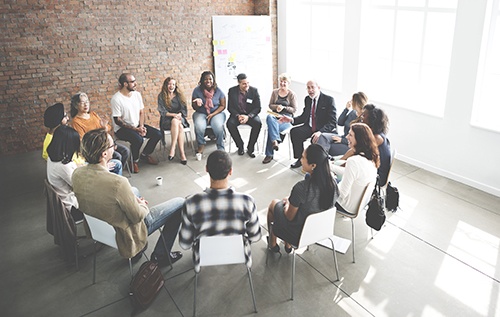 Engage Adults Through Ongoing Small Groups