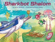 Cover Sharkbot Shalom